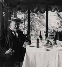 «...Я подымаю бокал...» Чествование С.П.Дягилева москвичами в 1905 году