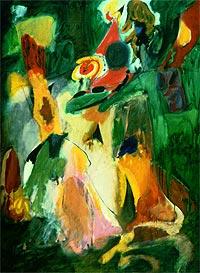 Аршил Горки: живописец собственной легенды