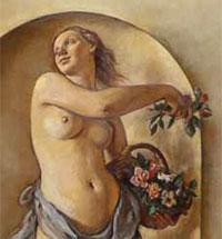 Поэзия женственности Зинаиды Серебряковой