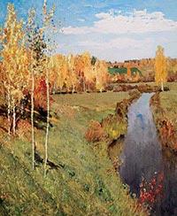 О левитановском пейзаже и юбилейной левитановской выставке