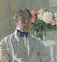 О юбилейной выставке Александра Головина в Третьяковской галерее
