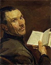 Аркадий Пластов. Портрет художника, написанный им самим
