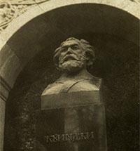 Надгробный памятник А.И. Куинджи. ПРОЕКТ А.В. ЩУСЕВА