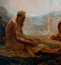 РЕПИН: Вечные темы человеческого бытия